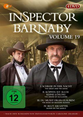Inspector Barnaby Vol. 19, Inspector Barnaby