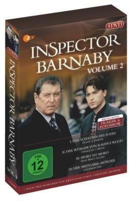 Inspector Barnaby Vol. 2, Inspector Barnaby