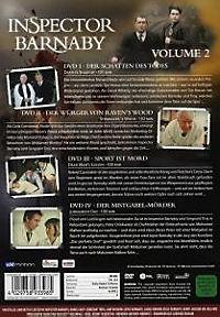 Inspector Barnaby Vol. 2 - Produktdetailbild 1