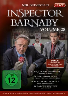 Inspector Barnaby Vol. 28, Inspector Barnaby