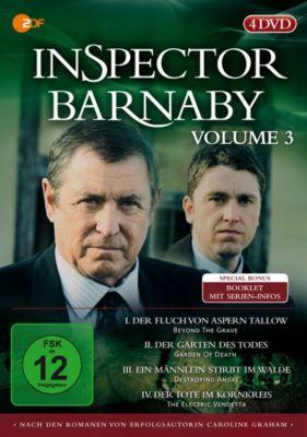 Inspector Barnaby Vol. 3, Caroline Graham, David Hoskins, Andrew Payne, Douglas Watkinson, Peter Hammond, Anthony Horowitz, Michael Russell, Michael Aitkens, David Harsent