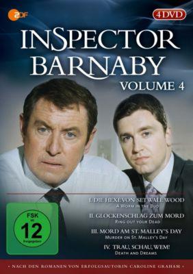 Inspector Barnaby Vol. 4, Inspector Barnaby