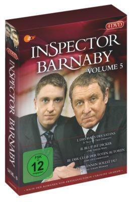 Inspector Barnaby Vol. 5, Inspector Barnaby