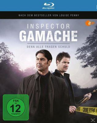 Inspector Gamache - Denn alle tragen Schuld, Nathaniel Parker, Anthony Lemke, Kate Hewlett