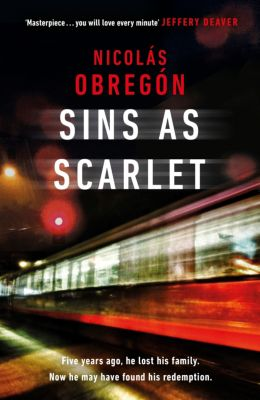 Inspector Iwata: Sins As Scarlet, Nicolás Obregón