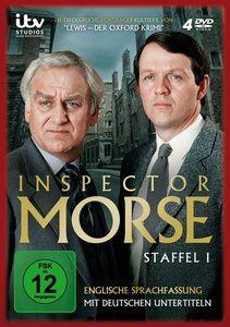 Inspector Morse - Staffel 1, Inspector Morse