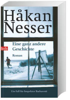 Inspektor Gunnar Barbarotti Band 2: Eine ganz andere Geschichte, Håkan Nesser