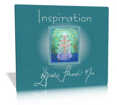 Inspiration, 1 Audio-CD, Marliese Maxima Grenner