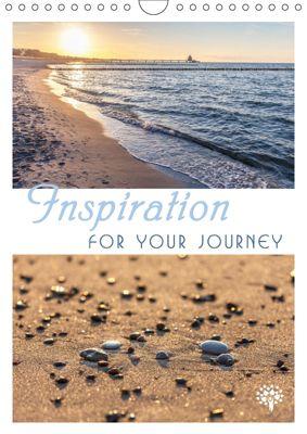 Inspiration for your Journey (Wall Calendar 2019 DIN A4 Portrait), Christian Mueringer