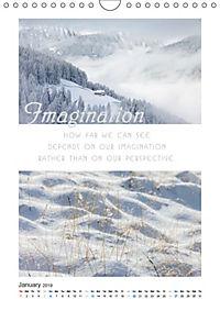 Inspiration for your Journey (Wall Calendar 2019 DIN A4 Portrait) - Produktdetailbild 1