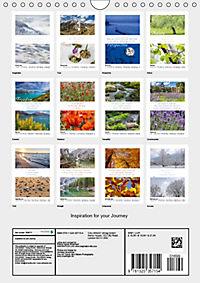 Inspiration for your Journey (Wall Calendar 2019 DIN A4 Portrait) - Produktdetailbild 13