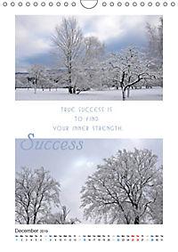 Inspiration for your Journey (Wall Calendar 2019 DIN A4 Portrait) - Produktdetailbild 12