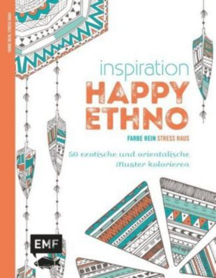 Inspiration Happy Ethno, Edition Michael Fischer