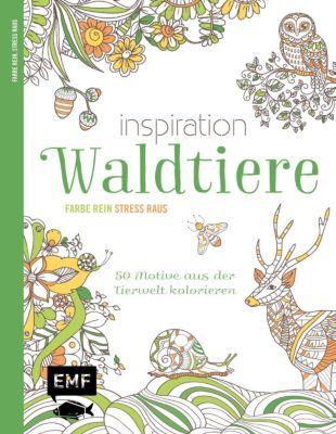 Inspiration Waldtiere, Edition Michael Fischer