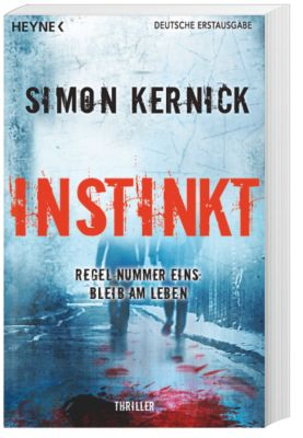 Instinkt, Simon Kernick