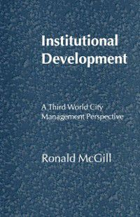 Institutional Development, Ronald McGill