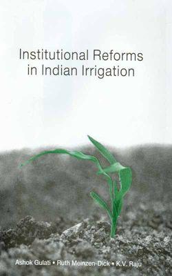 Institutional Reforms in Indian Irrigation, Ashok Gulati, K V Raju, Ruth S Meinzen-Dick