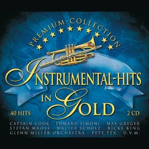 Instrumental-Hits in Gold, Diverse Interpreten