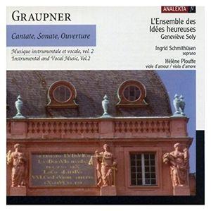 Instrumental-Und Vokalmusik 2, Soly, Schmithüsen, Plouffe