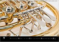 Instrumente - Musik-Kalender 2019, A3 - Produktdetailbild 9