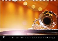 Instrumente - Musik-Kalender 2019, A3 - Produktdetailbild 2