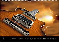 Instrumente - Musik-Kalender 2019, A3 - Produktdetailbild 3