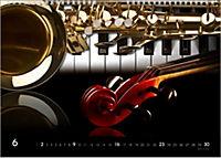 Instrumente - Musik-Kalender 2019, A3 - Produktdetailbild 6