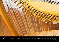 Instrumente - Musik-Kalender 2019, A3 - Produktdetailbild 7