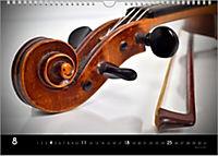 Instrumente - Musik-Kalender 2019, A3 - Produktdetailbild 8