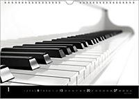Instrumente - Musik-Kalender 2019, A3 - Produktdetailbild 1