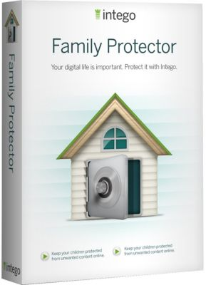 Intego Family Protector - 1 Mac - 1-year protection