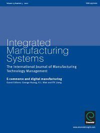 Integrated Manufacturing Systems: Integrated Manufacturing Systems, Volume 13, Issue 5