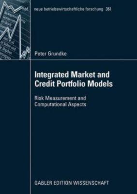 Integrated Market and Credit Portfolio Models, Peter Grundke
