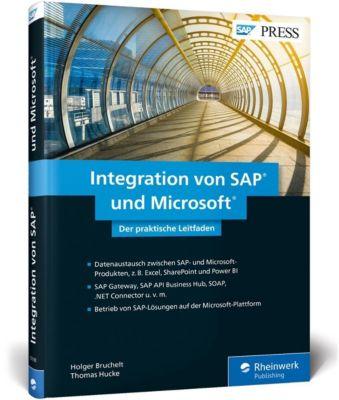 Integration von SAP und Microsoft, Holger Bruchelt, Thomas Hucke