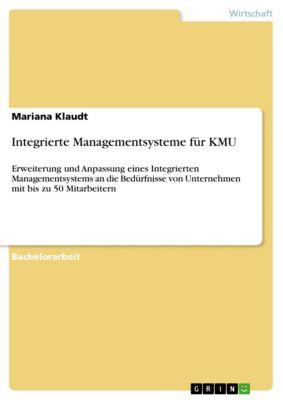 Integrierte Managementsysteme für KMU, Mariana Klaudt