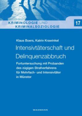 Intensivtäterschaft und Delinquenzabbruch, Klaus Boers, Katrin Krawinkel