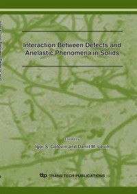 Interaction between Defects and Anelastic Phenomena in Solids