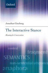 Interactive Stance, Jonathan Ginzburg