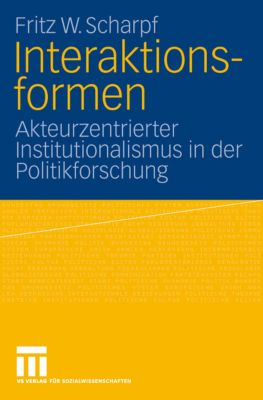 Interaktionsformen, Fritz W. Scharpf