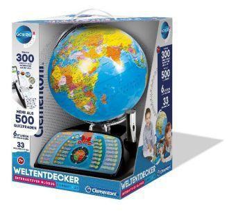 Interaktiver Globus Connect 2.0 (Kinderspiel)