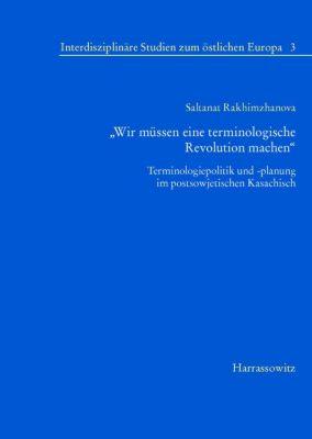 Interdisziplinäre Studien zum östlichen Europa: Wir müssen eine terminologische Revolution machen, Saltanat Rakhimzhanova