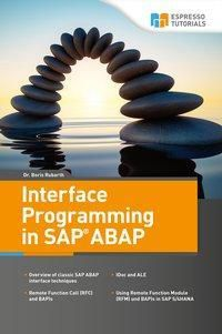 Interface Programming in SAP ABAP, Boris Rubarth