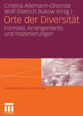 Interkulturelle Studien: Orte der Diversität