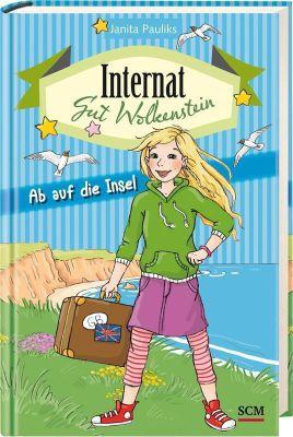 Internat Gut Wolkenstein - Ab auf die Insel, Janita Pauliks