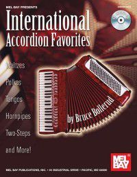 International Accordion Favorites, BRUCE BOLLERUD