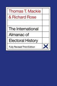 International Almanac of Electoral History, Richard Rose, Thomas T. Mackie