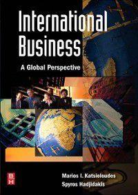 International Business, Marios Katsioloudes, Spyros Hadjidakis