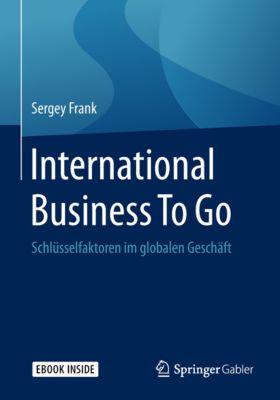 International Business To Go, Sergey Frank
