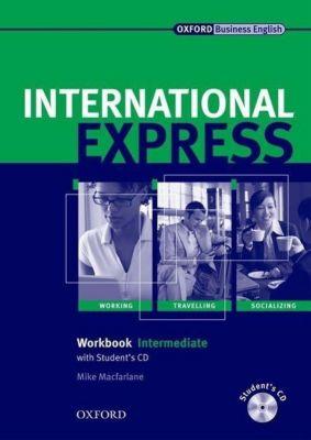 International Express: Intermediate, Workbook w. Student's Audio-CD, Mike MacFarlane