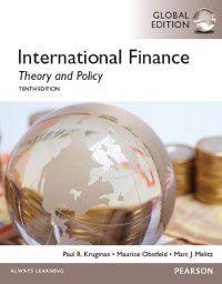 International Finance: Theory and Policy, Global Edition, Maurice Obstfeld, Paul Krugman, Marc Melitz